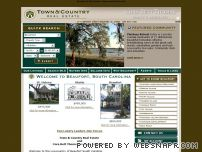 townandcountry.sc - Beaufort Real Estate | Town & Country | Waterfront property, downtown historic homes, luxury property and investment real estate in Beaufort County SC