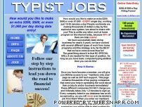 typistjobs.net - Home Typing Jobs