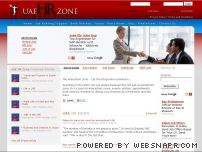 uaehrzone.com - UAE HR Zone | UAE HR News, UAE Jobs, UAE Events, HR Articles, UAE Appointments, UAE Freelancers, HR Book Reviews, HR Forum