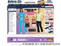 uniformcity.com - Discount Scrubs, Medical Uniforms, Nursing Scrubs, Nursing Shoes, Scrub Wear, Cotton Scrubs, Crest, Barco, Dickies Medical, Cherokee, Nursemates, 3M Littmann