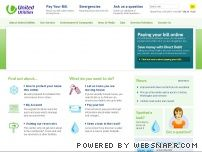 unitedutilities.com - United Utilities: Home