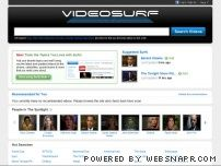 videosurf.com - VideoSurf Video Search Engine | Watch Free Videos Online, Funny Videos, TV Episodes, Movies and more
