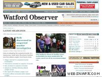 watfordobserver.co.uk - Watford News, Watford Sport, Leisure and local information From The Watford Observer