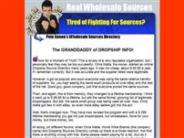 wholesalesourcesdirectory.com - Wholesale Sources Directory | Dropship Sources Directory