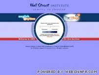 wsistudents.com - Welcome to eWSI