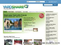 yardshare.com - YardShare.com: Landscaping Pictures & Ideas | Front Yard & Back Yard