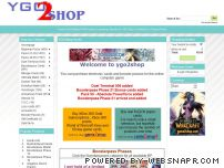 ygo2shop.com - YuGiOh Online 2 Duel Evolution Shop