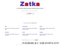 zatka.com - Zatka, An Indian search engine from India, Search Engine for Photo, companies, software, IT, Business