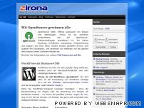 zirona.com - Zirona :: WordPress, CMS and web development in PHP, XHTML and CSS